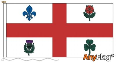 MONTREAL  ANYFLAG RANGE - VARIOUS SIZES